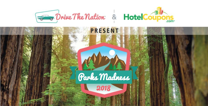 Parks Madness 2018 Banner