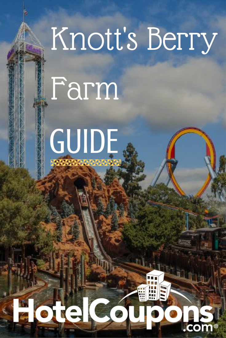 Knotts berry farm coupons 2019