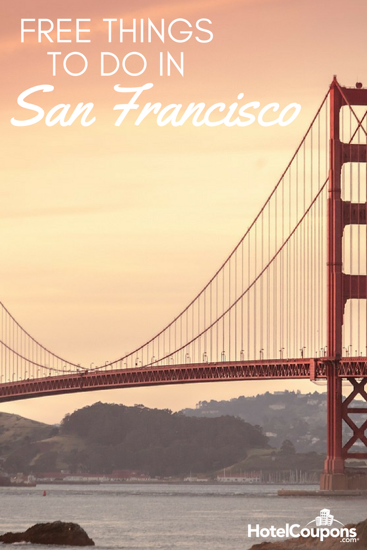 Free Things to Do in San Francisco - HotelCoupons.com ...