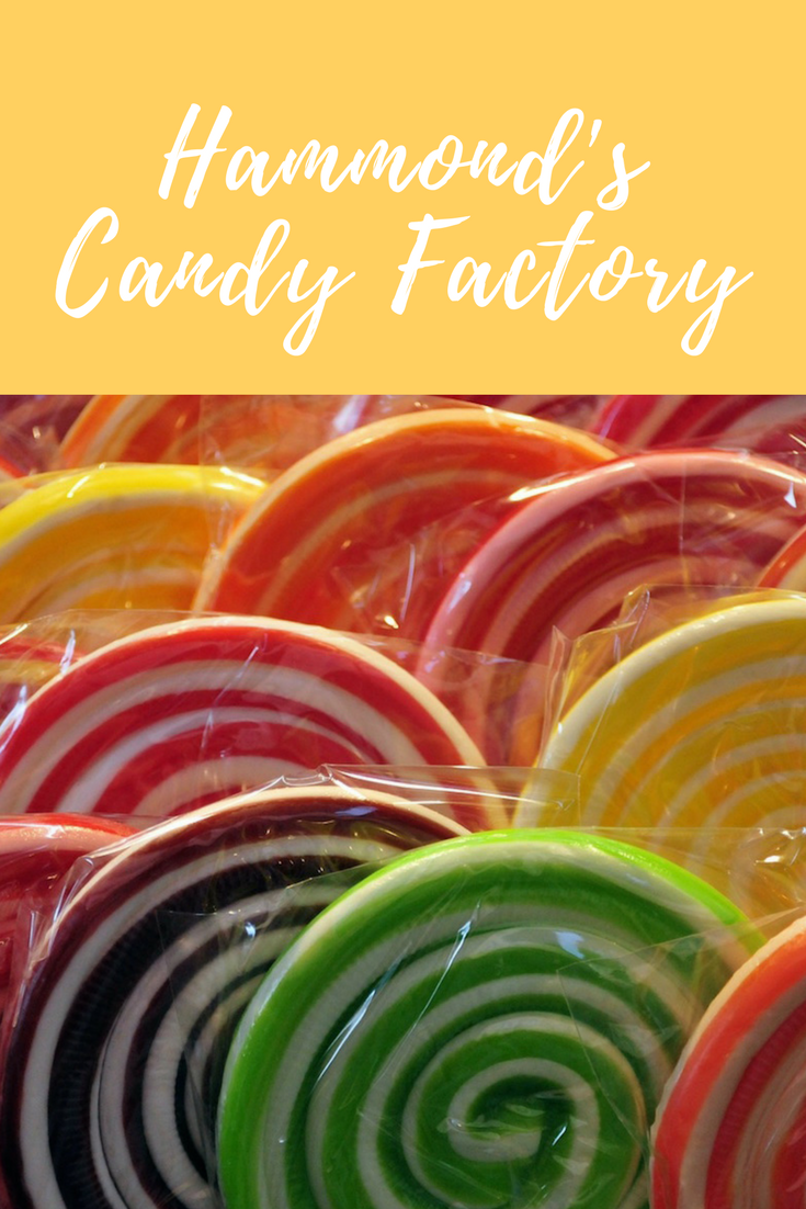 Hammond's Candy Factory