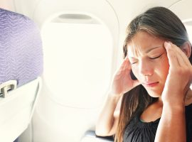 What to do if you get sick while traveling