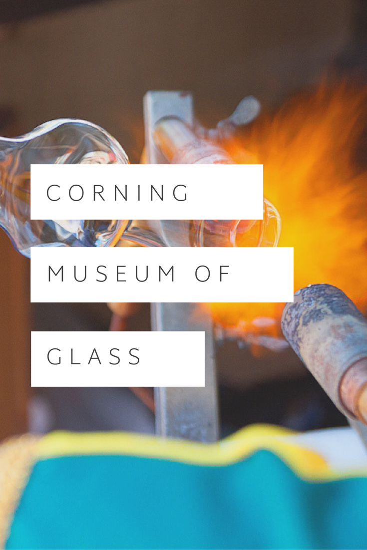Corning museum of glass discount coupon