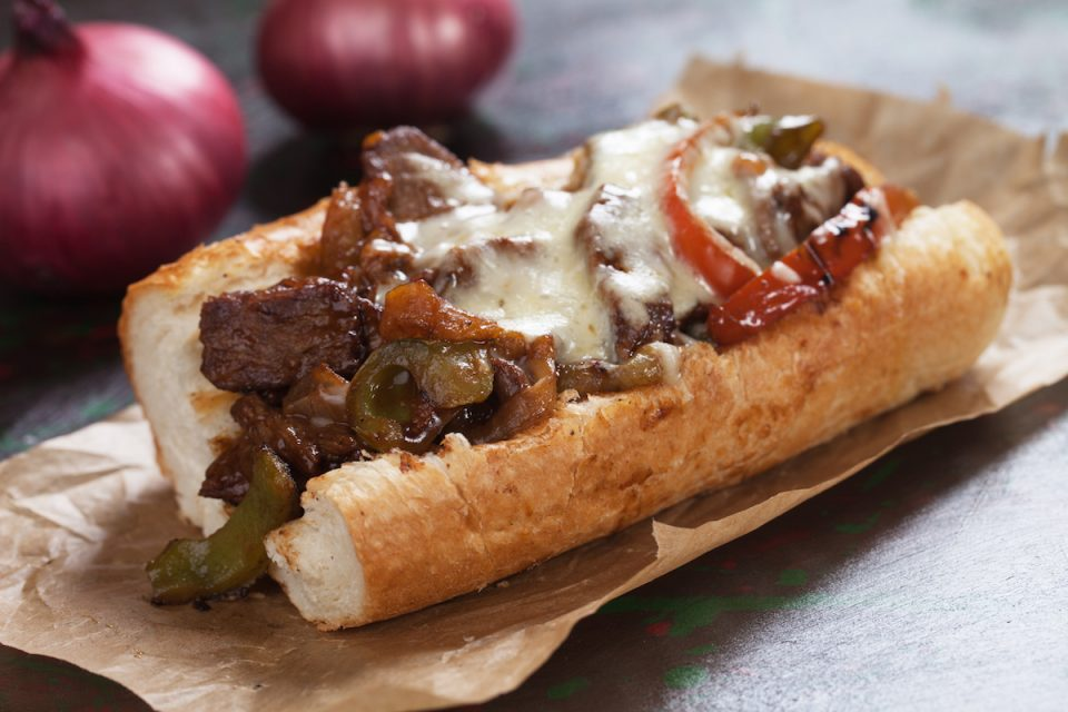 Best places for a philly cheesesteak in Philly