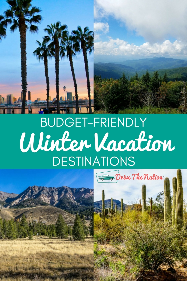 Budget Friendly Winter Vacation Destinations