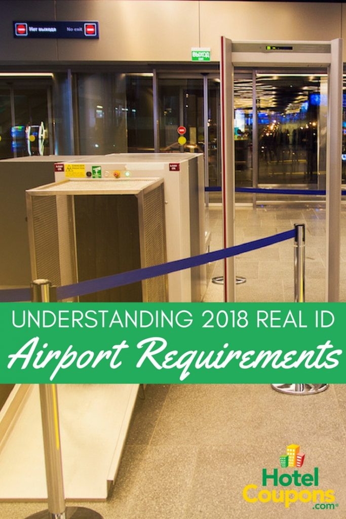 Understanding 2018 Real ID Airport Requirements Pin