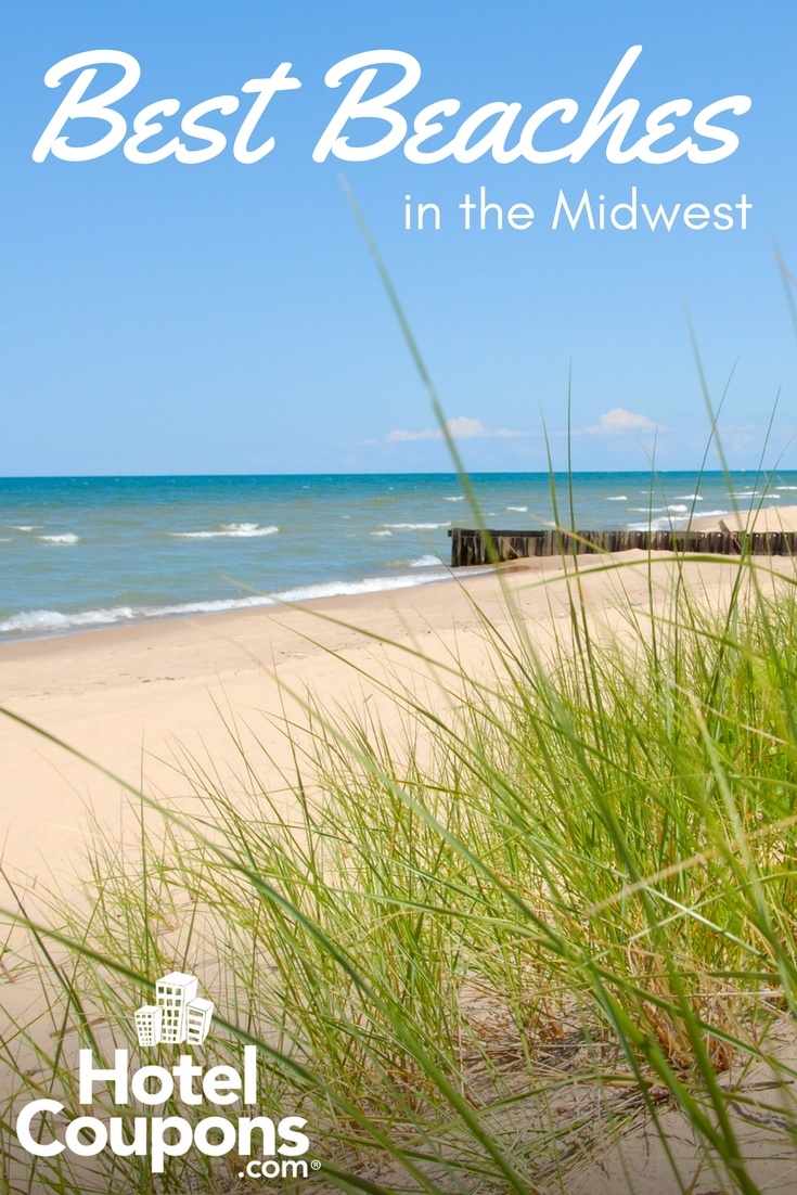 Discover the best beaches in the Midwest.